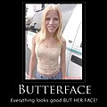 Butter Face Girls - Hot Bodies, Ugly Face! Fugly