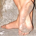 Feet Dirty Bare