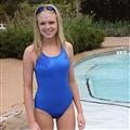 Girls in swimsuits no bikinis