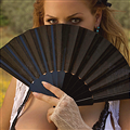 Girls with Fans - Fan