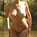 Sand Glass shaped bodies