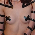 Taped Nipples