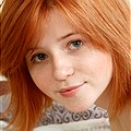 who know this redhead -please ?