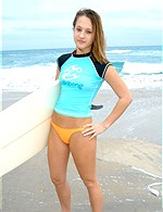 Surfer Girl / Girls with Surf
