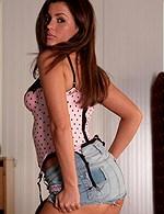 Alicia from pantymaniacs