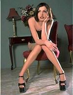Angelina Croft AKA Majella Shepard