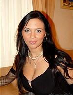 Brunette from Attractive Nylon