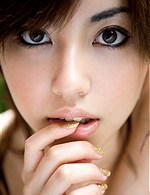 Can anyone tell me who this Asian beauty is? I'm falling in love with those eyes.