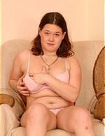 Chubby girl