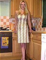 Cute Blonde Milf?