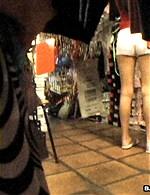 Dressing Room Encounter from street ranger