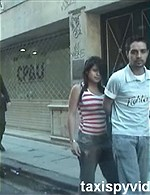 Girl from Taxi Spy Video