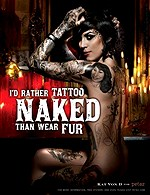Kat Von D  anyone have more of her?