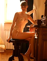 Lena F MET-Art    Colette MET-Models