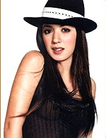 Michelle Branch look-alike, but with a bigger rack :