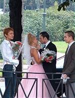 Olesya @ justmarriedsex.com   Ann @ castingchicks.com
