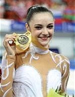 Olympic Medalist - Anna Bessonova FRIDAY magazine tagged x5