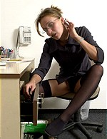 Pamela BadOfficeGirls   Judit SinfulTeachers