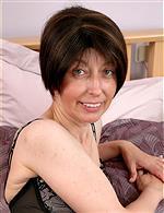 Paula Stocking mature hairy
