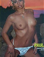 Paula PornStar from Poland