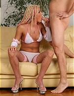 Sandra Parker   Sandra Blond