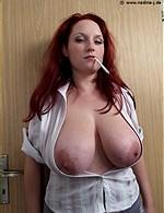 Sunny Wagner German Redhead