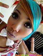 thai emo girl