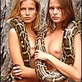 --- Nude Girls & Snakes ---