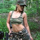 Girls In Camos! Camo pants, pantys, shirts, skirts, hats, any camo!