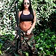 sexy army babe