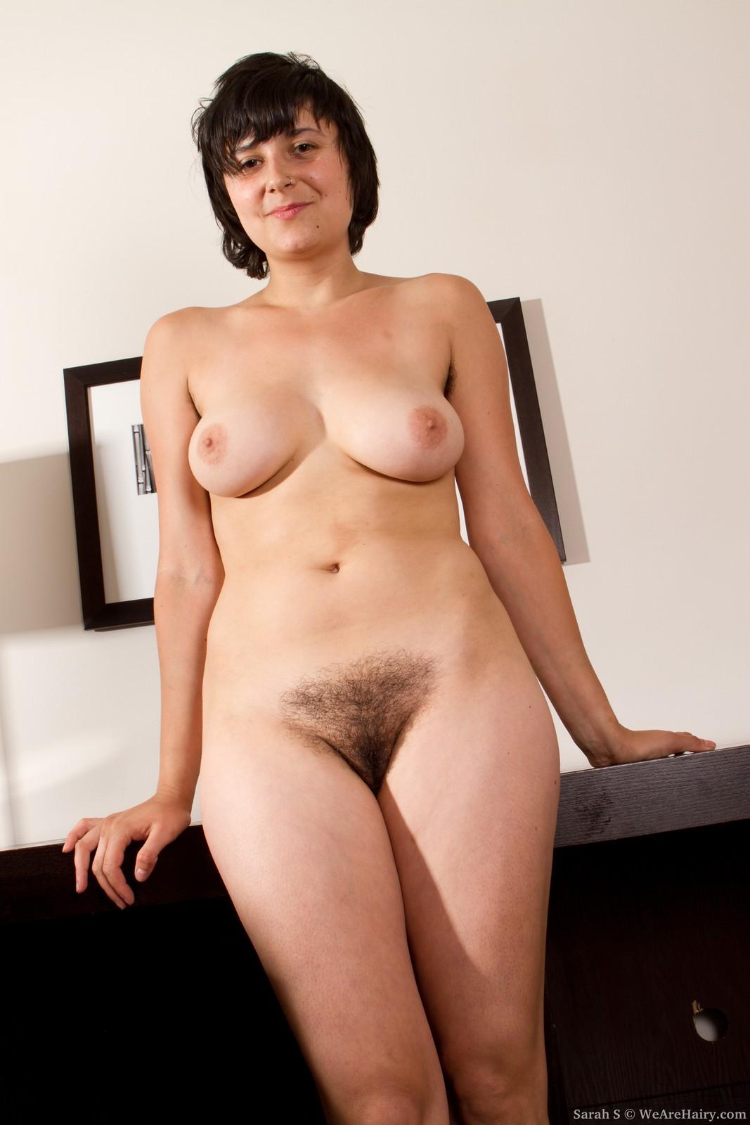 sarah atk hairy