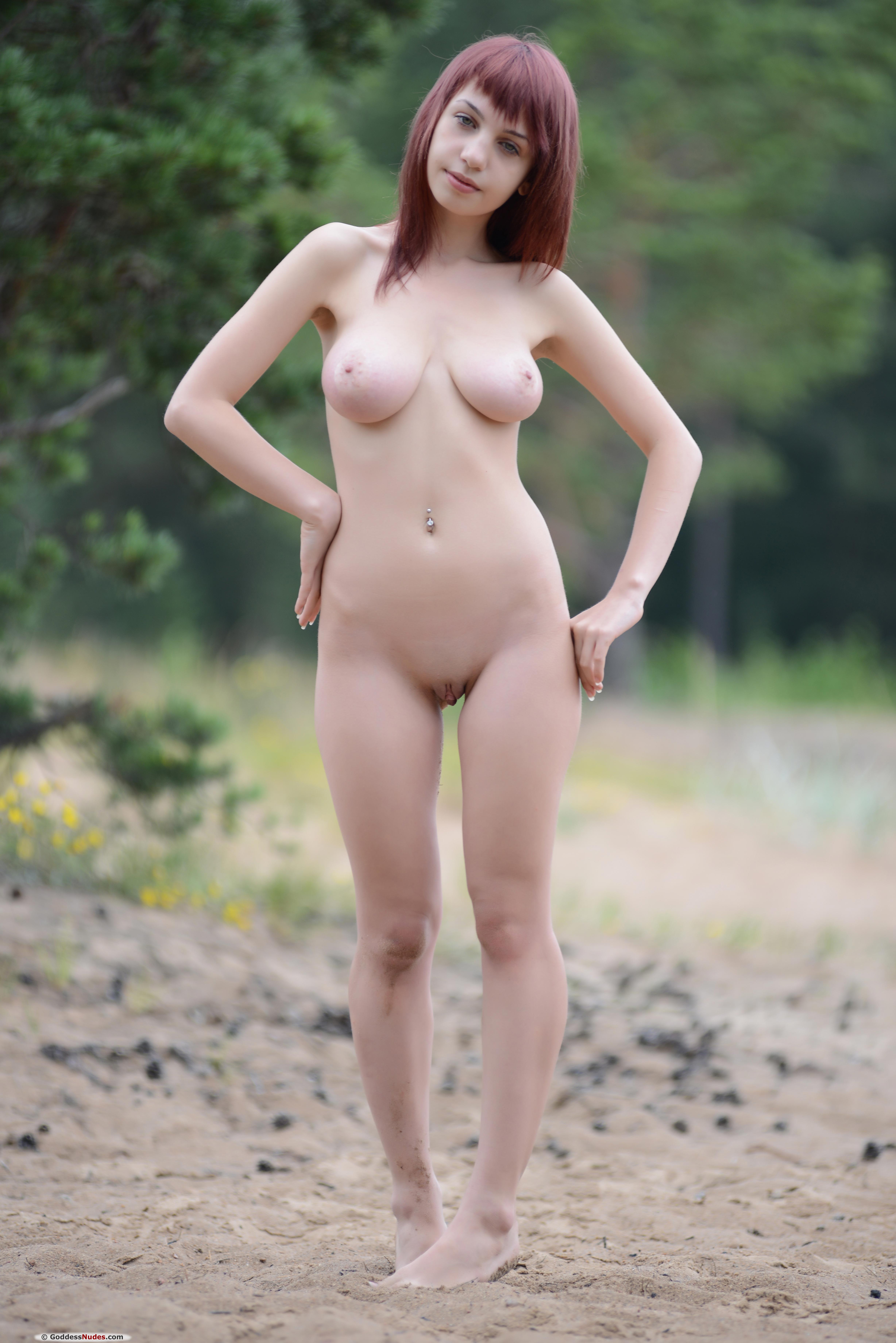 Blonde rima nude pics