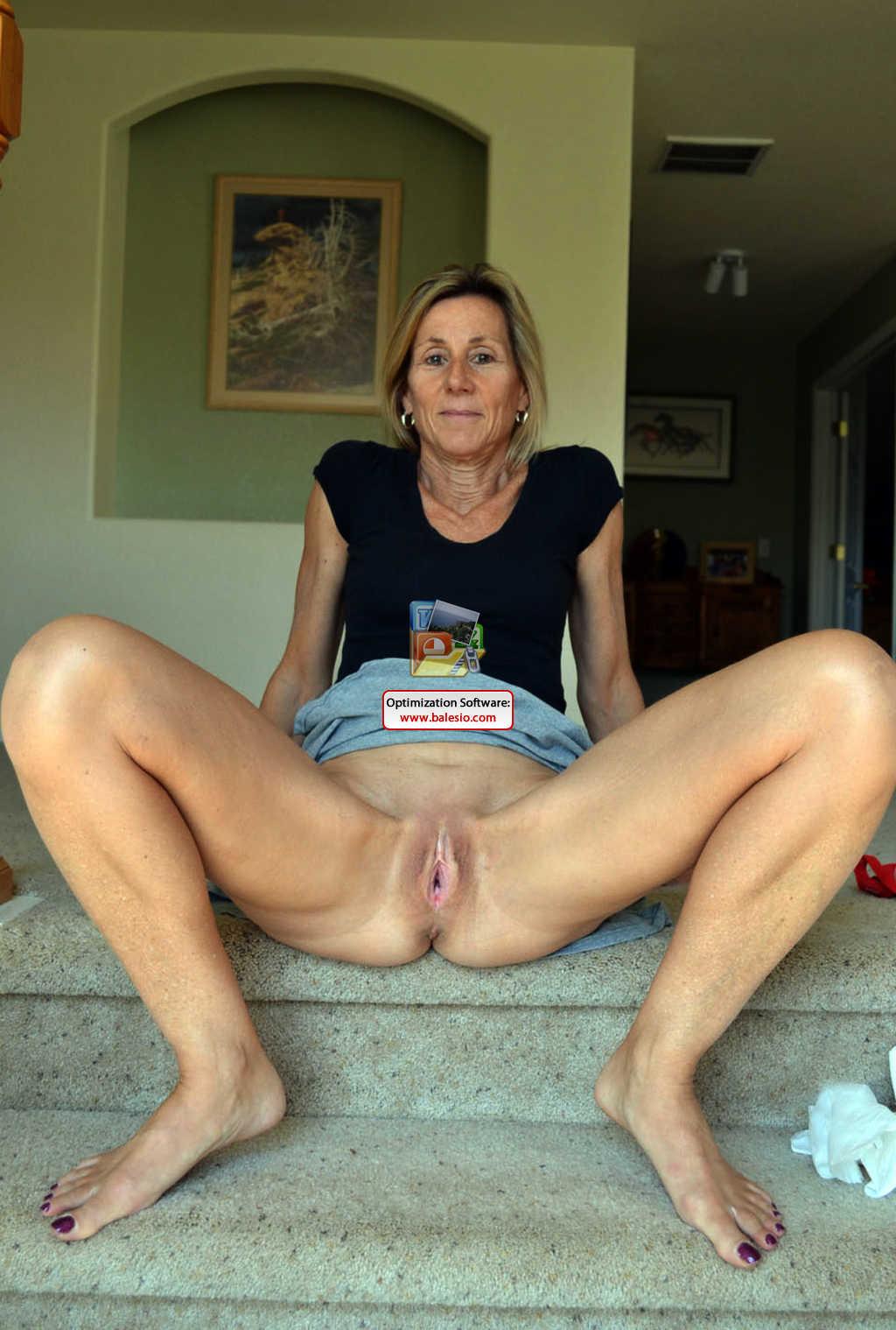 Woman On Floor